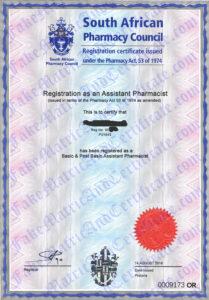 SA Pharmacy Council (SAPC)