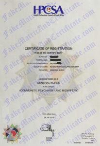 HPCSA (Medical & Health)